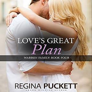 Love's Great Plan Audiobook