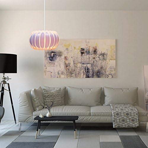kwmobile lámpara rompecabezas DIY - pantalla de lámpara puzzle ...