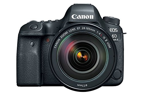 Expert Shield - THE Screen Protector for: Canon 6D MKII - Crystal Clear