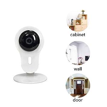 1280 x 720p Vigilancia, Mini Vigilancia IP con ángulo de visión, Plug/Play