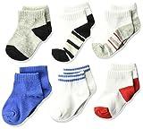 #10: Luvable Friends Unisex Baby Basic Socks