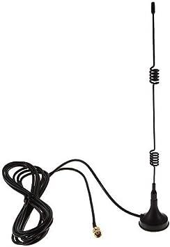 Antena de Refuerzo WiFi para la Cámara de Seguridad: Amazon ...
