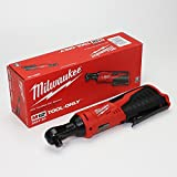 2457-20 Milwaukee M12 Cordless 3/8'' Lithium-Ion Ratchet ^#H4345 344Y584H351707