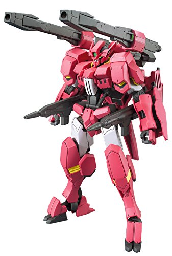 "Bandai Hobby HG IBO Gundam Flauros ""IBO: 2nd Season"" Building Kit (1/144 Scale)"