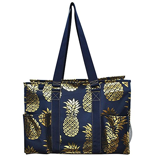 Blue All Purpose Totes - 8