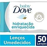 Dover Baby Lenços Umedecidos Hidratação Enriquecida, pacote de 50