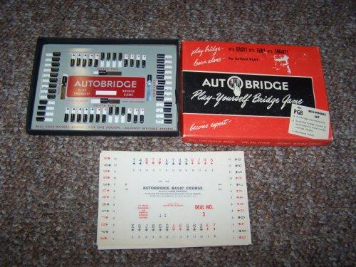 Bridge Flipper (Charles Goren Auto Bridge Play Yourself Bridge Game PGB Beginners)