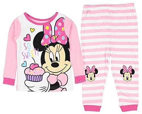 Disney Girls Minnie Pajama Sleepwear