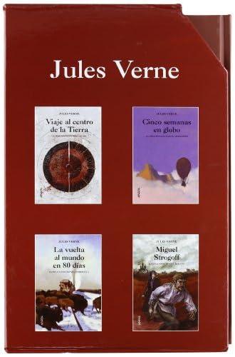 Estuche Jules Verne: