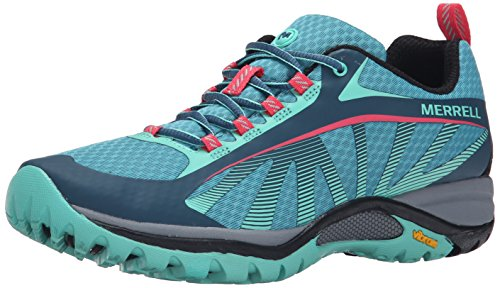 Blue Women's Shoes Hiking Edge Merrell Siren Blue qvaOXwOPx