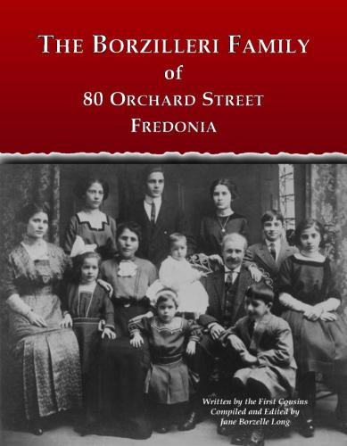 The Borzilleri Family of 80 Orchard Street Fredonia PDF ePub book