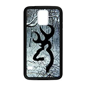 meilz aiaiForest Tree Browning Cutter Snow Cover Custom Case Cover of Samsung Galaxy S5 (Laser Technology)meilz aiai