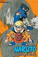 NARUTO 3IN1 TP VOL 03 (C: 1-0-1) (Naruto (3-in-1