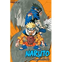 Naruto (3-in-1 Edition), Vol. 3: Includes vols. 7, 8 & 9