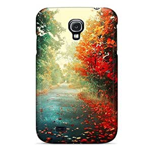 Galaxy S4 Case, Premium Protective Case With Awesome Look - Nature Image