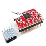 HiLetgo A4988 Step Motor Driver Board for Reprap 3D Printer Compatible to Arduino