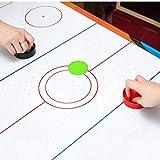 Coopay 12 Pieces Home Air Hockey Pucks 2.5 Inch