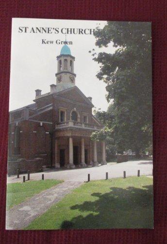 St Anne's Church Kew Green