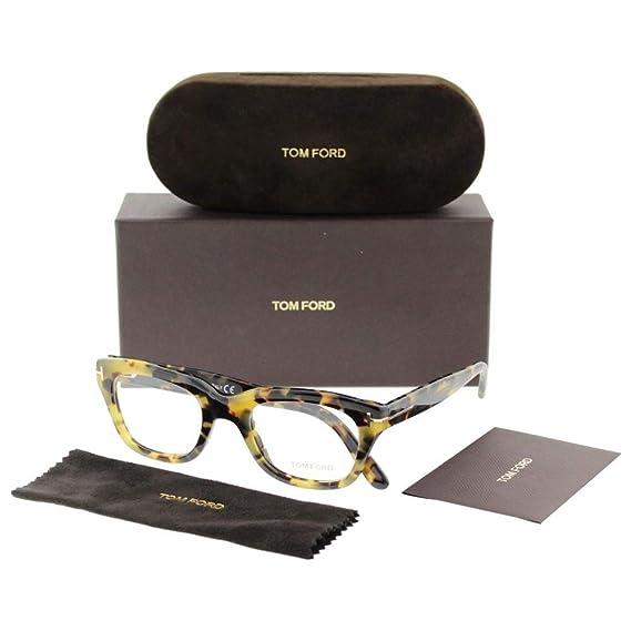 a5dbe123b6f Amazon.com  Tom Ford 5178 Eyeglasses  Clothing