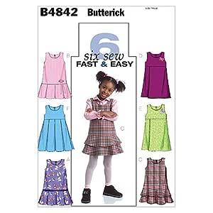 Butterick 4842 CB - Patrón de costura para confeccionar