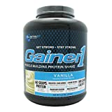 Nutrition 53 Gainer 1 Dietary Supplement, Vanilla, 4.53 Pound