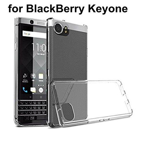 HP95(TM) New Soft TPU Gel Silicone Rubber Phone Back Case Cover For BlackBerry Keyone DTEK70 Mercury