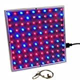 MicroGlow 45 Watt LED Light Panel – Red / Blue Spectrum Plant Grow Lite – Growing Lamp Lite – Covers 5 to 12 Sq. Ft.