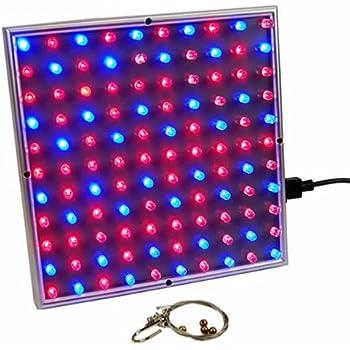 Amazon Com Microglow 45 Watt Led Light Panel Red Blue
