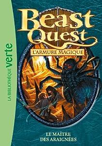 """Afficher """"Beast quest n° 13<br /> L'armure magique"""""""