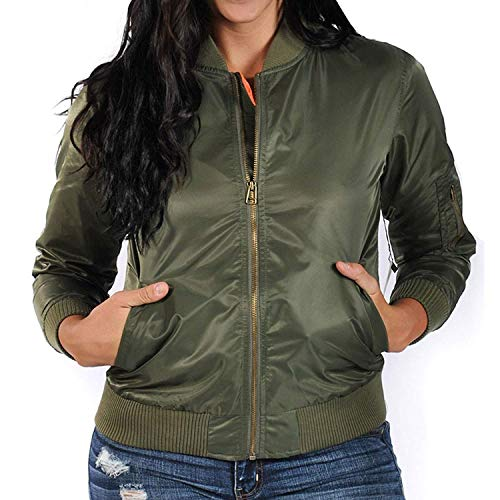 Buffalo David Bitton Women's Lightweight Zipper Jacket