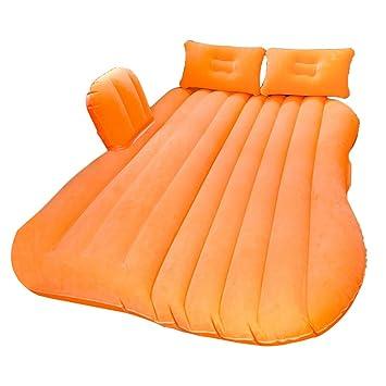 BQLZR - Colchón hinchable para cama de aire de coche, ideal ...