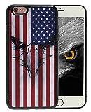 iPhone 6 Plus Case American Flag Eagle V