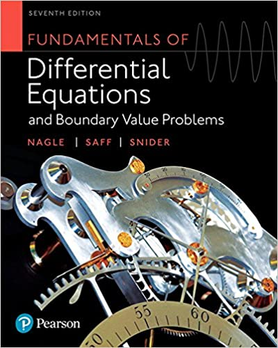 Fundamentals of differential equations and boundary value problems fundamentals of differential equations and boundary value problems 7th edition 7th edition fandeluxe Choice Image