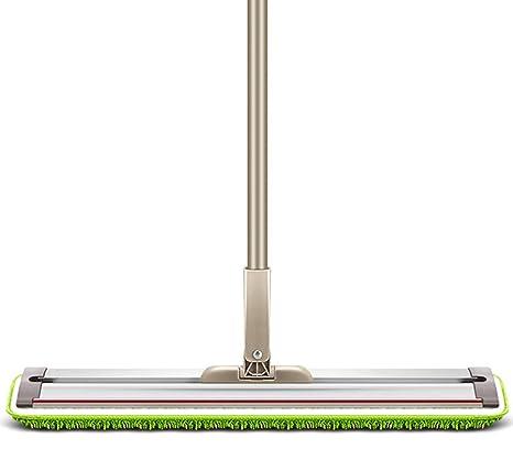 Sweeping machine Mosaico de panel plano grande Mosaico de suelo de madera Mop-free Lavado