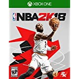 NBA 2K18 Early Tip-Off Edition - Xbox One