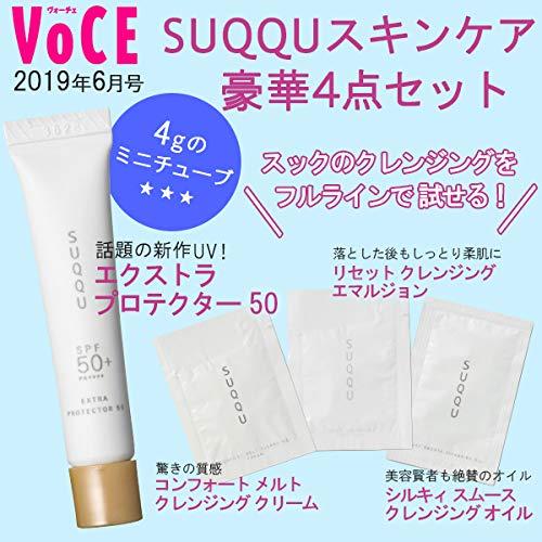 VoCE 2019年6月号 付録