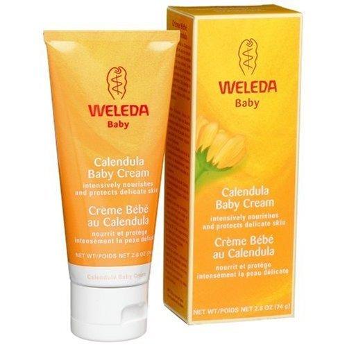 Weleda Calendula Baby Cream (1x2.6 OZ)