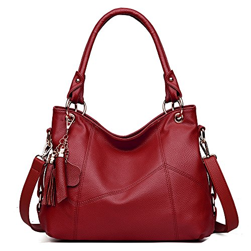 Homeve - Shoulder Bag Brown To Brown Woman