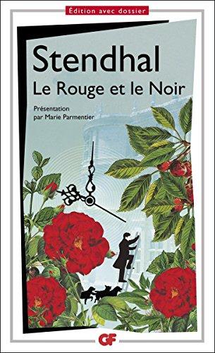 Le Rouge et le Noir (GF-Dossier) (French Edition) (Noir Rouge)