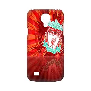 The Reds,Liverpool Football Club FC Case for SamSung Galaxy S4 mini 3D Hard Plastic Shell Cover(HD image)