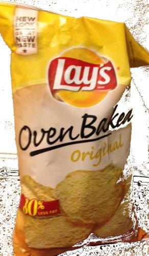 Lay's Oven Baked Original Potato Chips 6 1/4 oz