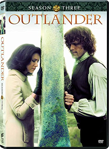 Outlander Season 3 DVD
