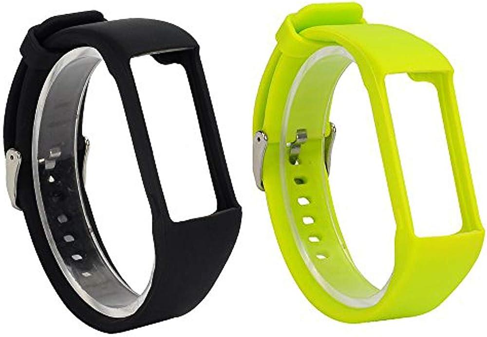 Smartwatch Fitness Bracelet Silicone//TPE orange pour Polar a360 a370
