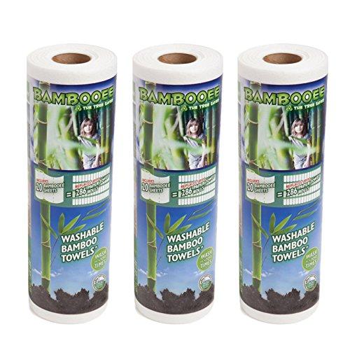 Bambooee 20CT Towel by Bambooee