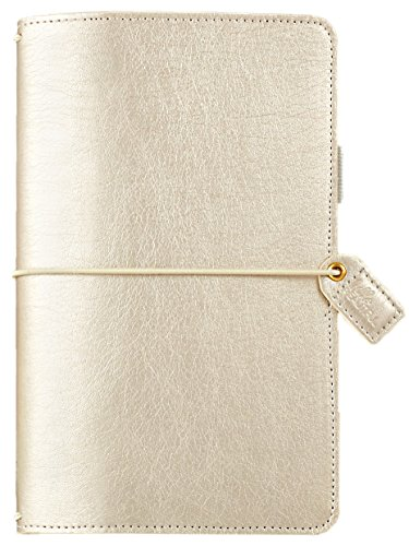 Webster's Pages Champagne Travelers Notebook (TJ001-CH)