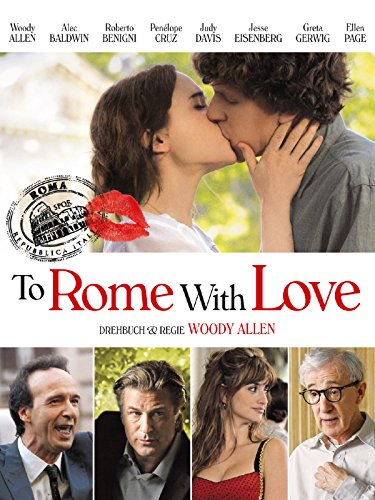 To Rome with Love Film