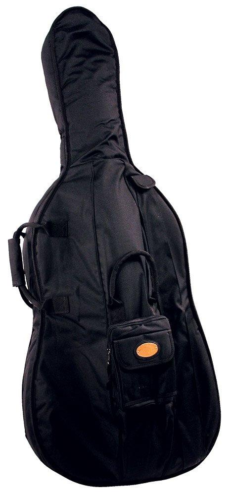Superior C-3918 Trailpak II Cello Gig Bag - 4/4 Size Saga Musical Instruments