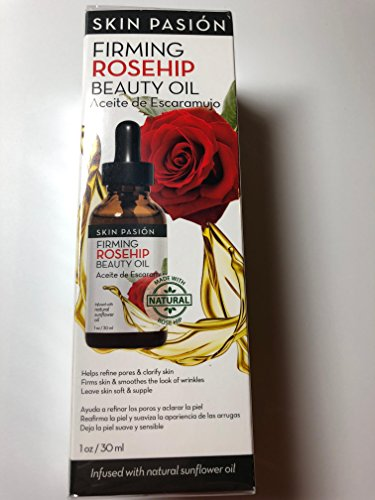 Skin Pasion Firming Rosehip Beauty Oil