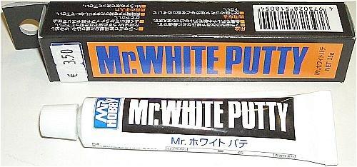 【30%OFF】Mr.ホワイトパテ