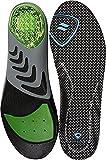 Sof Sole Men's Airr Orthotic Full Length Performance Shoe Insoles, Men's Size 9-10.5